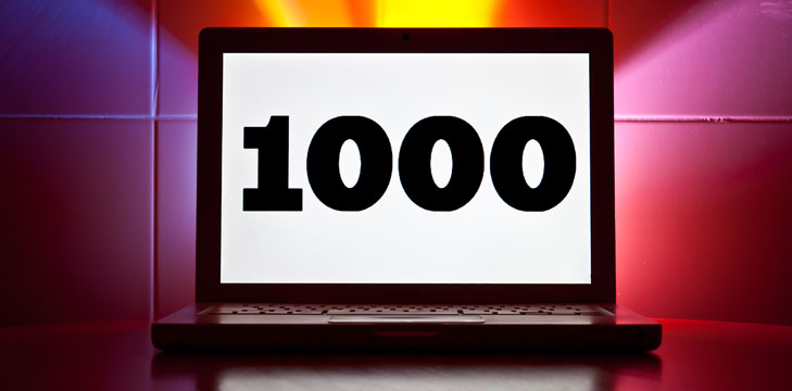 1000 employees